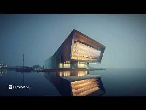 Initial Form - Lumion Architectural Animation