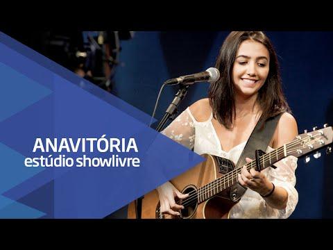 """""""Cor de marte"""" - Anavitória no Estúdio Showlivre 2015"""