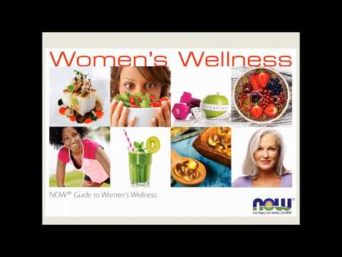 WEBINAR: Nutrition for Women's Wellness | NOW Foods