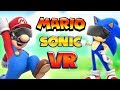 Free Mario and Sonic VR Games!