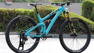 Yeti Cycles SB4.5c Custom Build - WorldwideCyclery.com