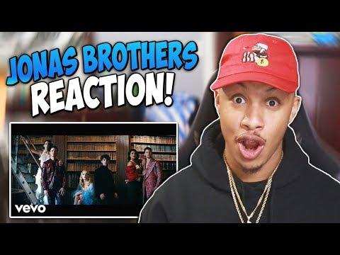 Jonas Brothers - Sucker Reaction Video