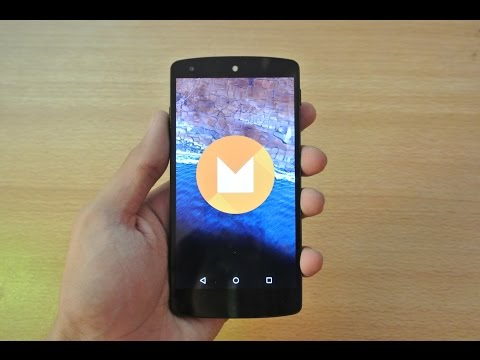 Nexus 5 - Android M - Review HD