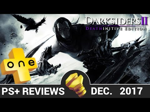 PLUSone - Darksiders II: Deathinitive Edition - PlayStation Plus Review
