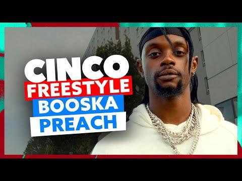 Youtube: Cinco   Freestyle Booska Preach