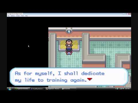 Pokemon Shiny Gold Glitch - How to Visit Pewter and Viridian City