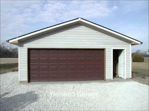 New Garage 24 x 30