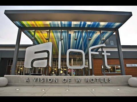 Aloft San Francisco Airport 3 Stars Millbrae, California