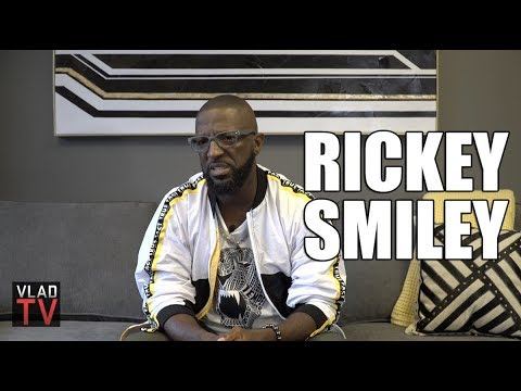 Ricky Smiley: Martin Lawrence is My 3 Top Comedian After Pryor and Murphy Part 9