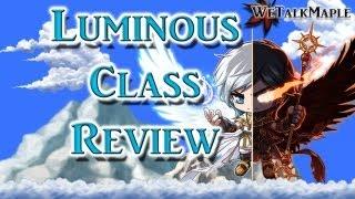 MapleStory Luminous Class Review
