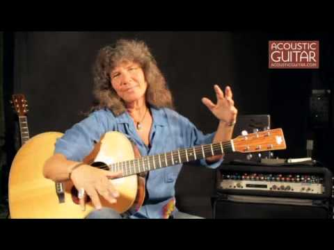 Real-World Rigs From Acoustic Guitar - Nina Gerber