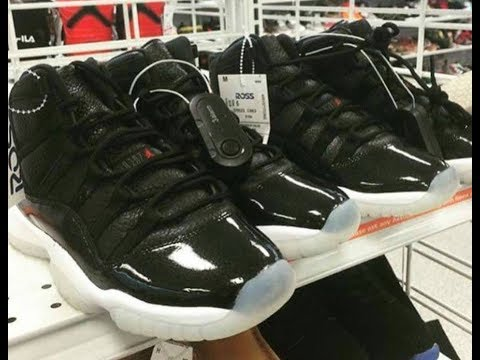 Finding Air Jordans at Ross Marshalls Burlington (Retros 797c877eb
