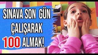Zorlu Bir Okul Gününe Hazırlık Vlog. Ecrin Su Çoban