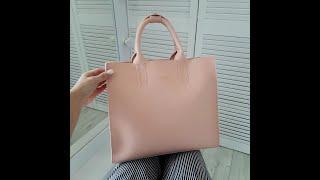 0712 Женская сумка квадратная стильная вместительная кожзам