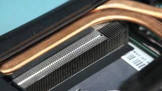 Как очистить ноутбук ASUS N61 от пыли