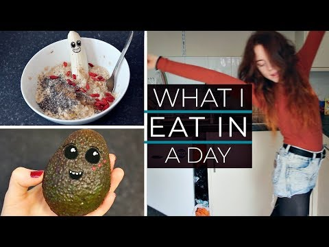 LAZY, CHEAP VEGAN | What I Eat in a Day | Friendly Food