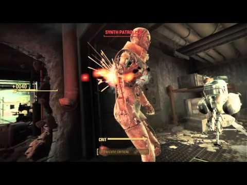 Fallout 4 GMV - Atom Bomb Baby - The Five Stars