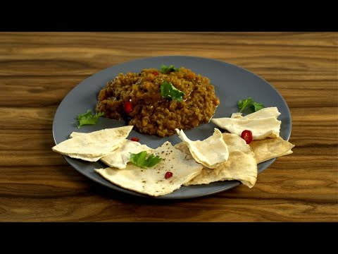 Ethiopian lentils (Misir Wat)