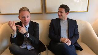 Justin Paul and Benj Pasek ('The Greatest Showman' lyricists) on 'wonder and magic' of movie musical