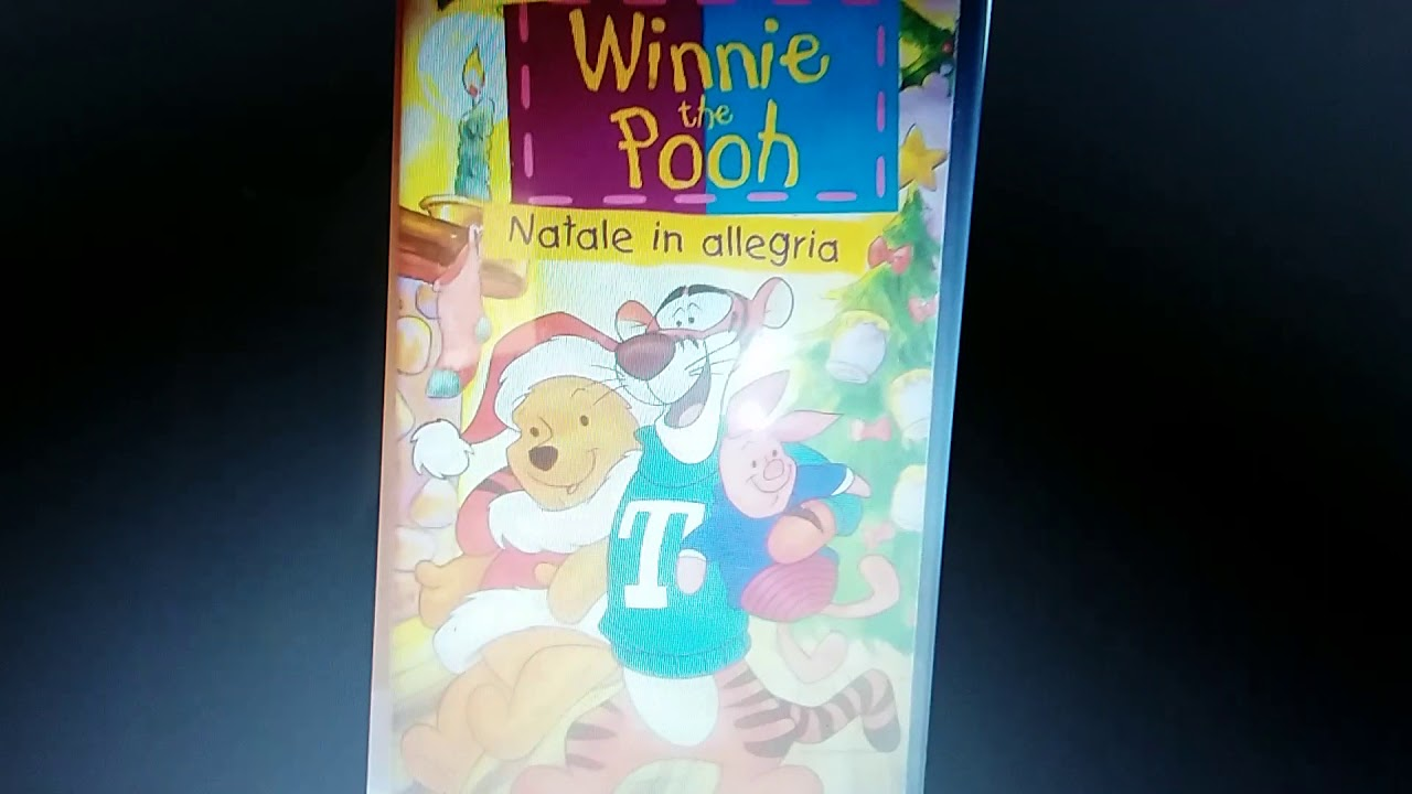 Stay tuned after the movie natale con winnie pooh