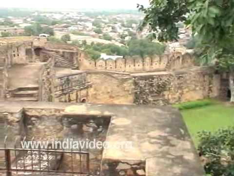 Jhansi Fort Uttar Pradesh India