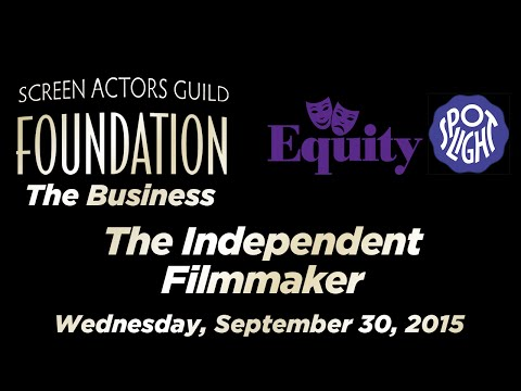 The Business: The Independent Filmmaker