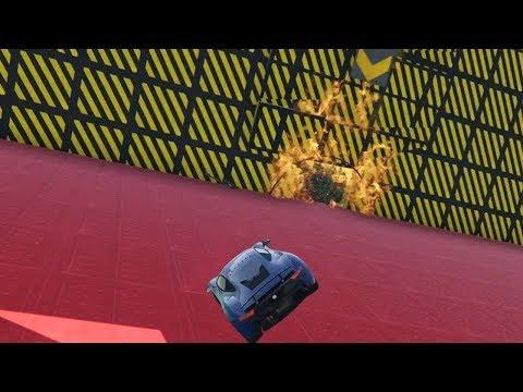 STOMME OP-NEER BORD ZIT ERVOOR! (GTA V Online Funny Races)