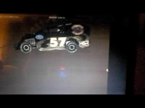 Mini Mod - Lawrenceburg Speedway 8-2-2016 Featrue