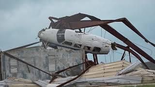 Hurricane Irma Before & After British Virgin Islands