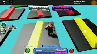 ROBLOX: MEGA FUN OBBY (PARKOUR) #17 DO 515 AO 575