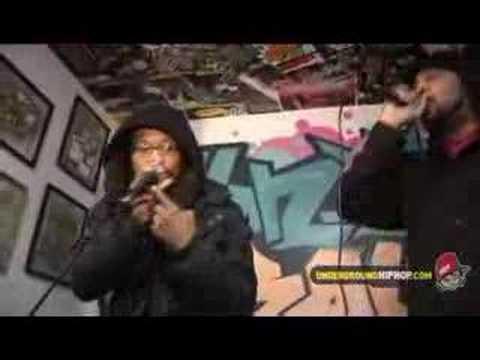 Perceptionists - 'Let's Move (Live At UGHH.com - 3/8/07)'