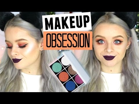 MAKEUP OBSESSION REVIEW! DRUGSTORE CUSTOM PALETTE | sophdoesnails