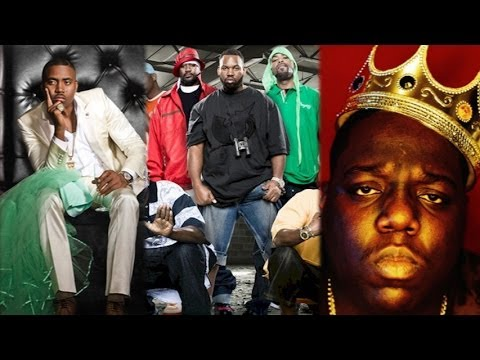 Top 10 Rap Acts of All Time