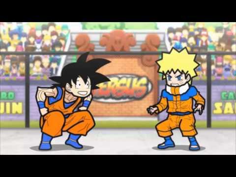 Goku VS Naruto (Episodio 6 do Rebosteio)