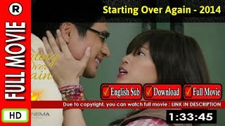 Watch Online: Starting Over Again (2014)