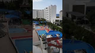 CENGER BEACH RESORT SPA 5 обзор номера Standart Room