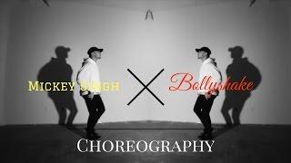 Phone Mickey Singh BFUNK Bollyshake Choreography