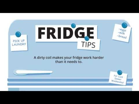 How to Clean Condenser Coils on Your Fridge