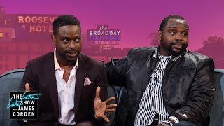 Sterling K. Brown & Brian Tyree Henry Always Keep Score