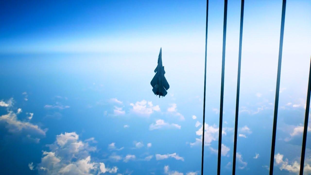 Ace Combat 7: Skies Unknown (X-02S vs ADF-11F) Ending & Final Mission [Dark  Blue l Mission 20] |_・)7