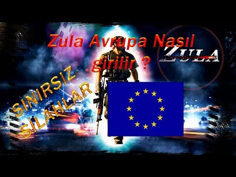 Zula Avrupaya Nasıl Girilir ?
