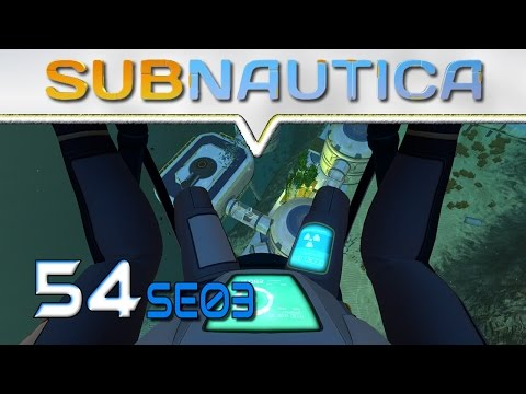 Jump Jet Upgrade ★ SUBNAUTICA #054 SE03  ★ Let's Play Subnautica Deutsch / German