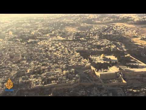 Palestine Remix - Drone Footage: Jerusalem