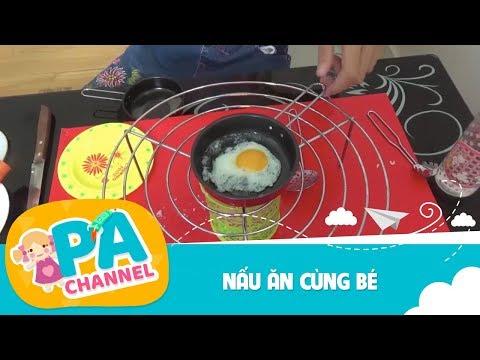 Bé chơi trò chơi tập nấu ăn cho trẻ em  | PA channel