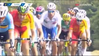 European Road Cycling Championship 2016 - Last Lap