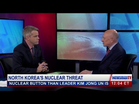 Fmr. CIA Director Woolsey on Likelihood of Conflict with North Korea