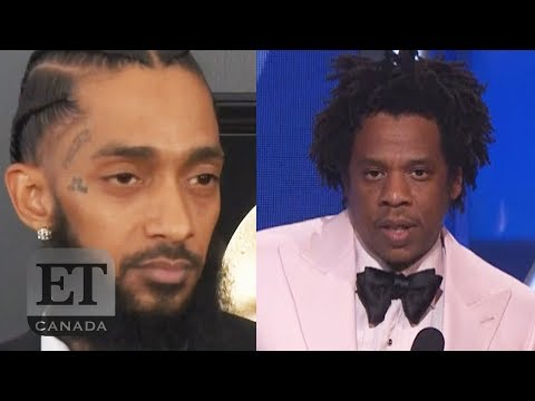Jay-Z, Kendrick Lamar Honour Nipsey Hussle
