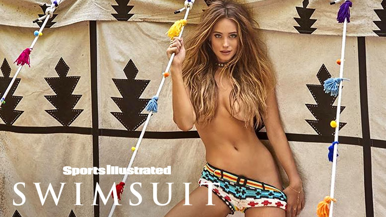 0334408e52db Join Hannah Jeter On Set Of Her Revealing Mexico Shoot | Swimsuit VR |  Sports Illustrated Swimsuit