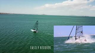 Learning to sail with foils has never been easier...here's why.