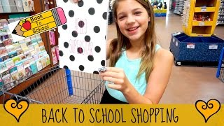One of Annie's Vlogs's most viewed videos: Back to School Shopping | Target V Walmart